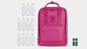 Re-Kanken กระเป๋าเป้ Kanken รุ่นใหม่ สวย เก๋ ใส่ใจสิ่งแวดล้อม