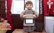 """""""ฟ้าใส"""" หุ่นยนต์เสริมการเรียนรู้เพื่อเด็กพิเศษ"""