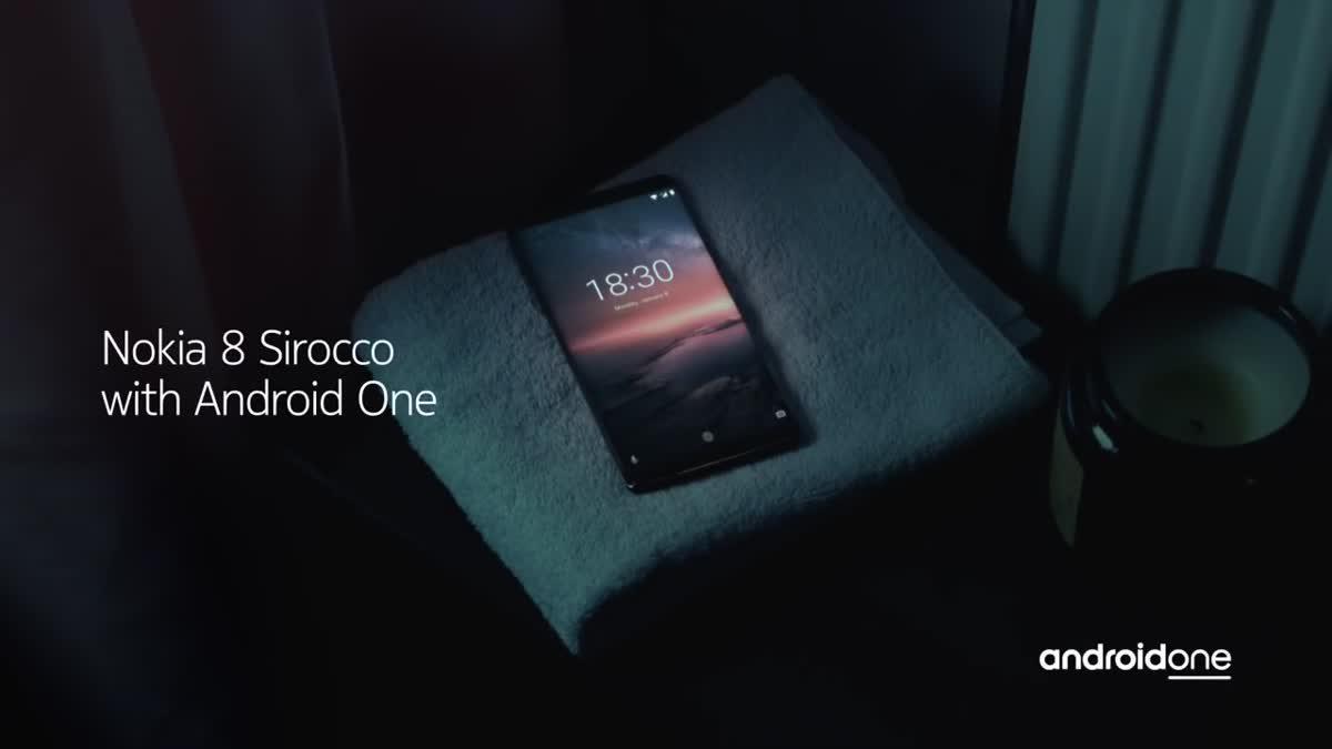 Nokia 8 Sirocco ขุมพลังขนาดย่อมสำหรับแฟน ๆ