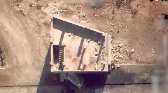 แรงกว่าที่คิด! นาทีเครื่องบินทิ้งระเบิด กลางดง ISIS ในซีเรีย หาวับไปกับตา