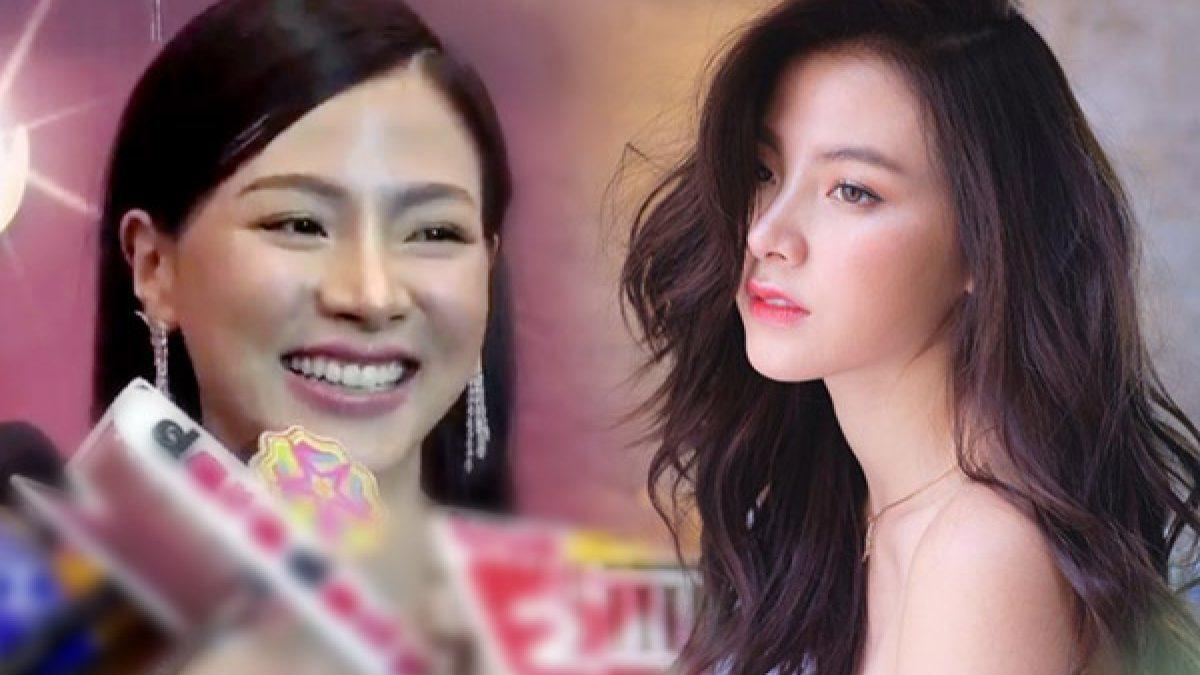 ใบเฟิร์น สุดดีใจ!  ติดอันดับสาวไทยหน้าสวยที่สุดของโลก!