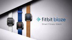 แนะนำฟีเจอร์ Fitbit Blaze อุปกรณ์ที่จะทำให้คุณอยากออกกำลังกาย