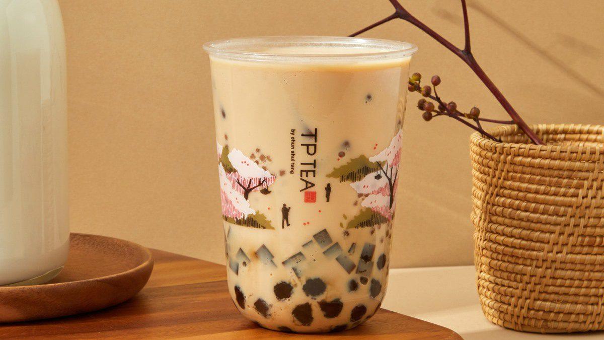 TP TEA by Chun Shui Tang เตรียมฉลอง วันชานมไข่มุกแห่งชาติ  30 เม.ย.