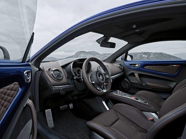 Alpine A110 Bleu Abysse