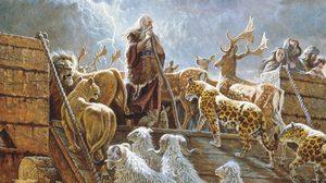 ตำนานเรื่องเล่าขาน ปริศนาเรือโนอาห์