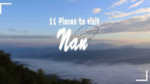 Thailand Trip Suggestion : Nan