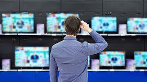 รู้ยัง? เลือกทีวี ให้เหมาะกับ ขนาดห้อง ต้องเลือกแบบไหน