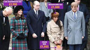 เมแกน มาร์เคิล ออกงานร่วมราชวงศ์อังกฤษครั้งแรก ในลุคเรียบหรูดูดี สมตำแหน่งสะใภ้หลวงคนใหม่