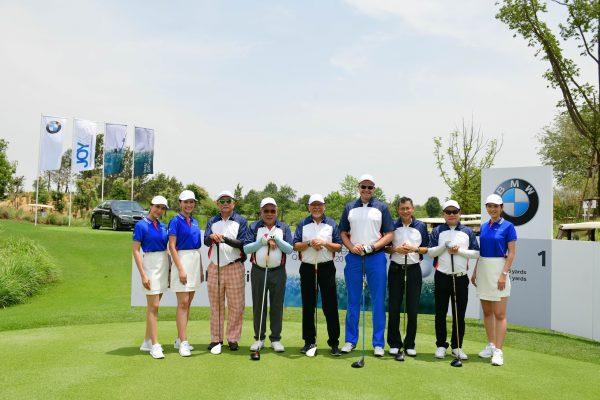 BMW Golf Cup International 2019