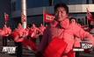 กลุ่มสตรีเกาหลีเหนือจัดกิจกรรมโฆษณาชวนเชื่อ