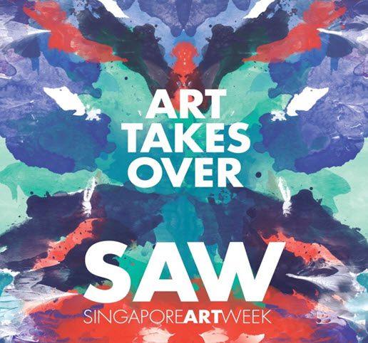 เปิดประสบการณ์เสพงานศิลป์ที่ Singapore Art Week 2020