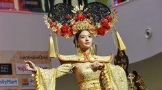 มิว นิษฐา ร่วมงาน เซ็นทรัล รีเทล เปิดแคมเปญ Happy Chinese New Year 2020 ต้อนรับปีหนูทอง ฉลองแด่นักช็อป
