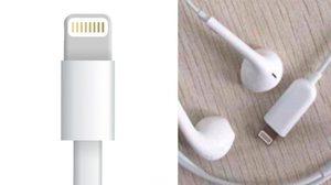 หลุด!! หูฟัง iPhone 7 ใช้พอร์ต Lightning เสียบรูเดียวกับที่ชาร์จ