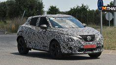 Nissan Juke 2020 เดินหน้าทดสอบครอสโอเวอร์โฉมใหม่