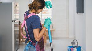 เคล็ดไม่ลับ วิธีทำความสะอาดพื้นห้องครัว ให้สะอาดลึกกว่าที่เคย