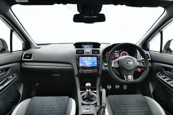 Subaru WRX STI EJ20