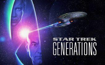 Star Trek : Generations ผ่ามิติจักรวาลทลายโลก