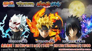 Naruto Shippuden Head Collection ชุดใหม่เตรียมจำหน่ายปี 2013