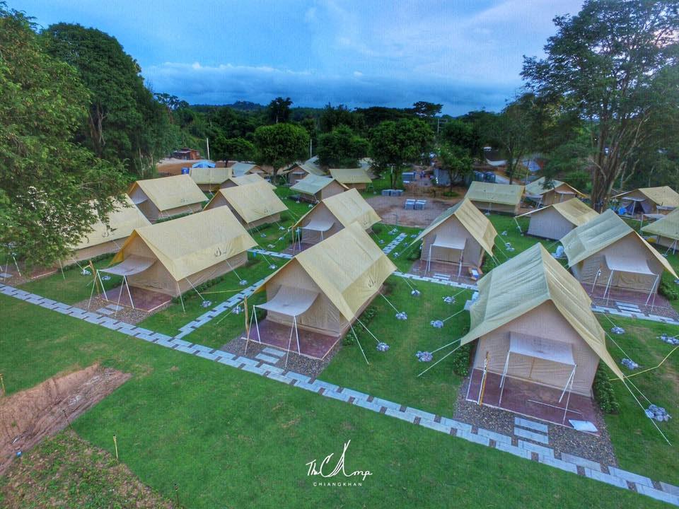 The Camp Chiangkhan จังหวัดเลย