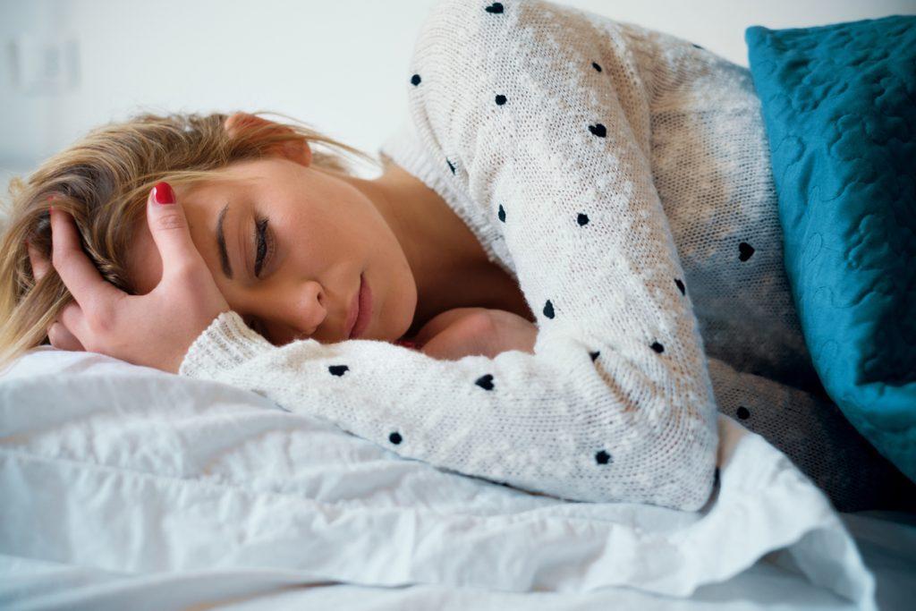 นอนมากเกินไป