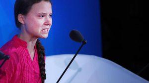 'เกรต้า ธันเบิร์ก' สาว 16 ผู้ออกมาตำหนิผู้นำโลก ไม่ใส่ใจแก้ปัญหาสภาพภูมิอากาศโลก