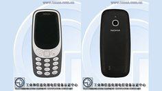 หลุดข้อมูล Nokia 3310 เวอร์ชั่นใหม่ รองรับ 4G ลงแอปได้ ใช้ Yun OS