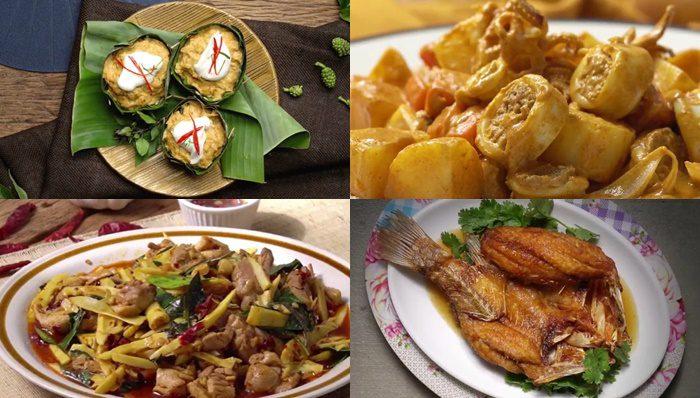 แนะนำ 8 เมนูอาหารเย็น ทำกินเองได้ อร่อยทั้งครอบครัว