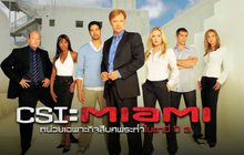 CSI : Miami หน่วยเฉพาะกิจสืบศพระห่ำไมอามี่ ปี 3