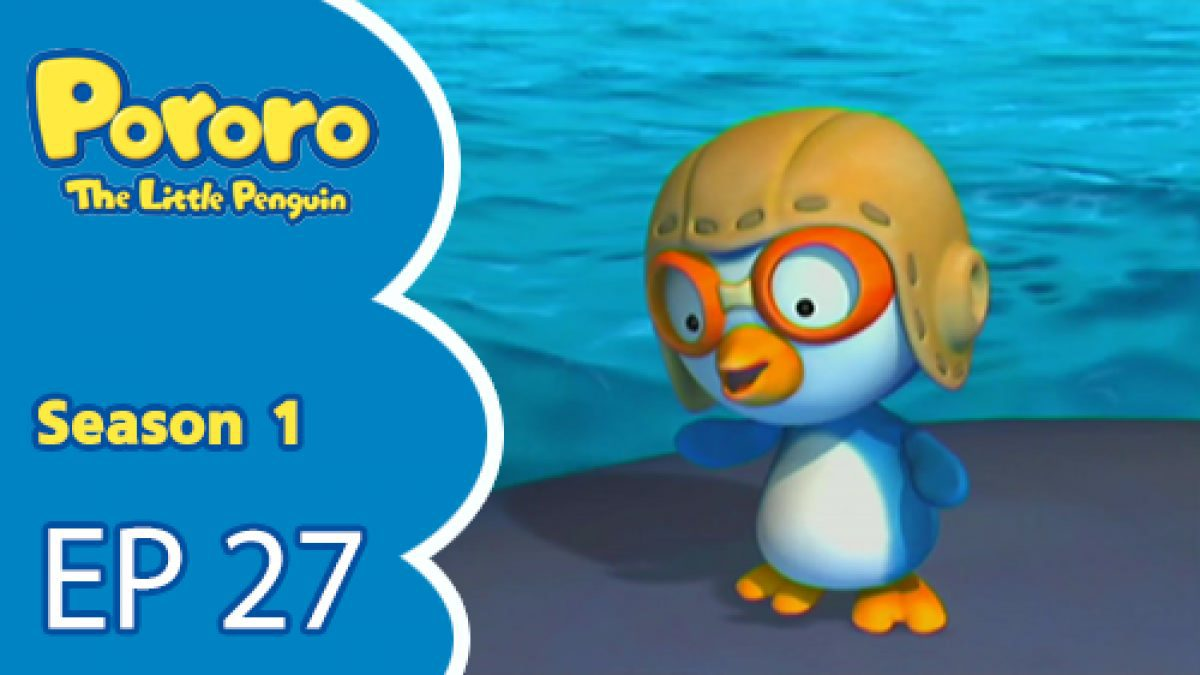 Pororo the Little Penguin Season 1 ตอนที่ 27