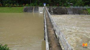 ปภ.สตูล ออกประกาศเตือนอำเภอควนโดนเสี่ยงน้ำท่วม หลังฝนตกหนัก