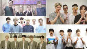 WINNER, B1A4, HALO, KNK, K.A.R.D เสิร์ฟคลิปสุดเอ็กซ์คลูซีฟ ก่อนมาเจอแฟนคลับไทย!