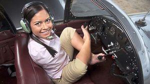 แรงบันดาลใจ จาก เจสสิก้า ค็อกซ์ นักบินไร้แขนคนแรกของโลก
