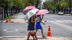 พยากรณ์อากาศวันนี้ 27 มี.ค.63 : เหนือ-กลางอุณหภูมิสูง 40องศา อีสานมีฝนฟ้าลมแรงแนะระวัง