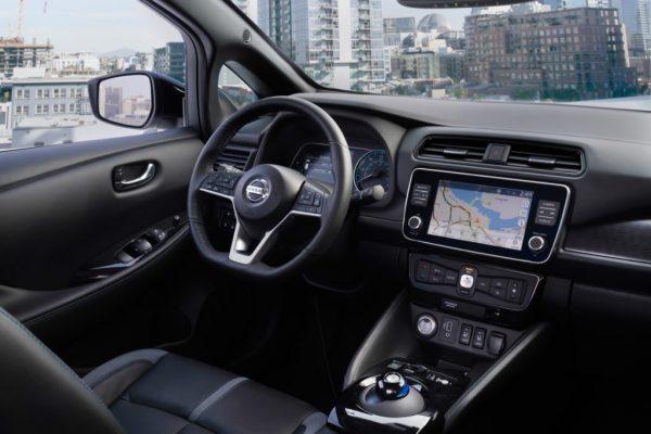 2019 Nissan Leaf e-Plus