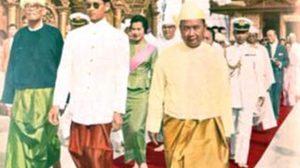 ภาพวันวาน เมื่อในหลวงรัชกาลที่ 9 เสด็จเยือนประเทศพม่า