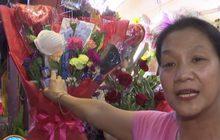 ช่อดอกไม้หน้ากากอนามัย ของขวัญบอกรักยุคไวรัส