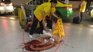 หนุ่มโพสต์ถาม มาตรฐานสนามบินดอนเมือง หลังมีคนป่วยอ้วกเป็นเลือด แต่ไร้เหลียวแล