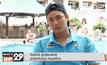 """พูดคุยกับนักกีฬาโปโลน้ำทีมชาติไทย """"วันจักร์ สุวรรณชาติ """""""