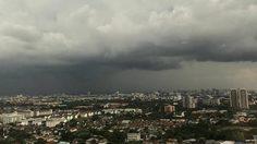 พยากรณ์อากาศชี้ทั่วไทยวันนี้ยังมีฝนตกเล็กน้อย
