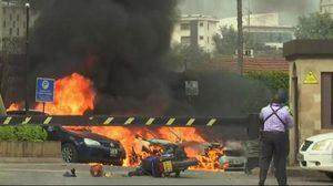 เกิดเหตุกราดยิง-ระเบิดที่ โรงแรมดุสิตดีทูไนโรบี เคนย่า ผู้คนหนีตายวุ่น