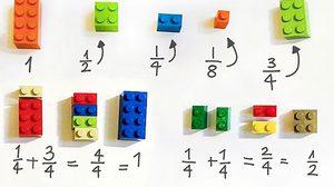 ไอเดียดี๊ดี! คุณครูใช้เลโก้ Lego สอนวิชาเลขเด็กนักเรียน