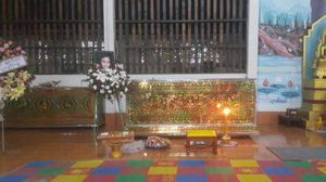 สุดเศร้า ! งานศพลูกสาวคนดังเมืองสารคาม เหยื่อฆ่าโหดล้างหนี้