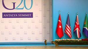 แมว 3 ตัว บุกแย่งซีนกลางเวทีในงานประชุมสุดยอดผู้นำ G20