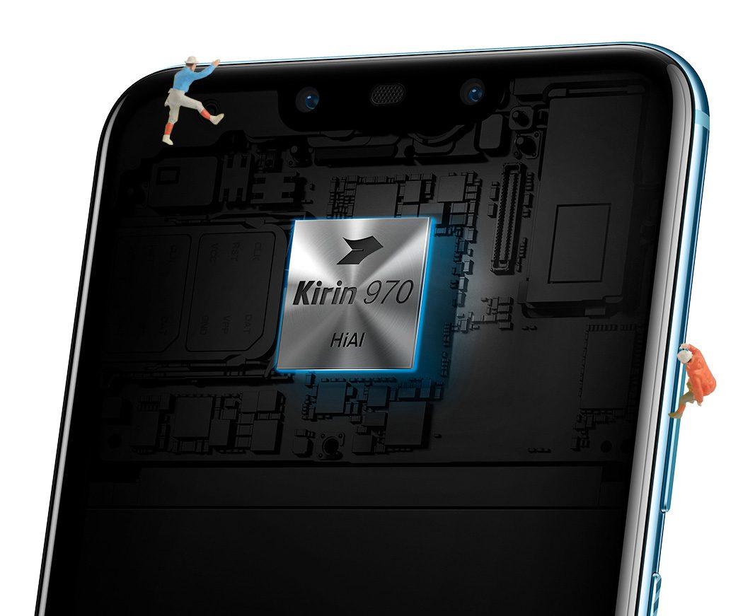 Kirin 970 ที่จะมาใน Honor Note 10