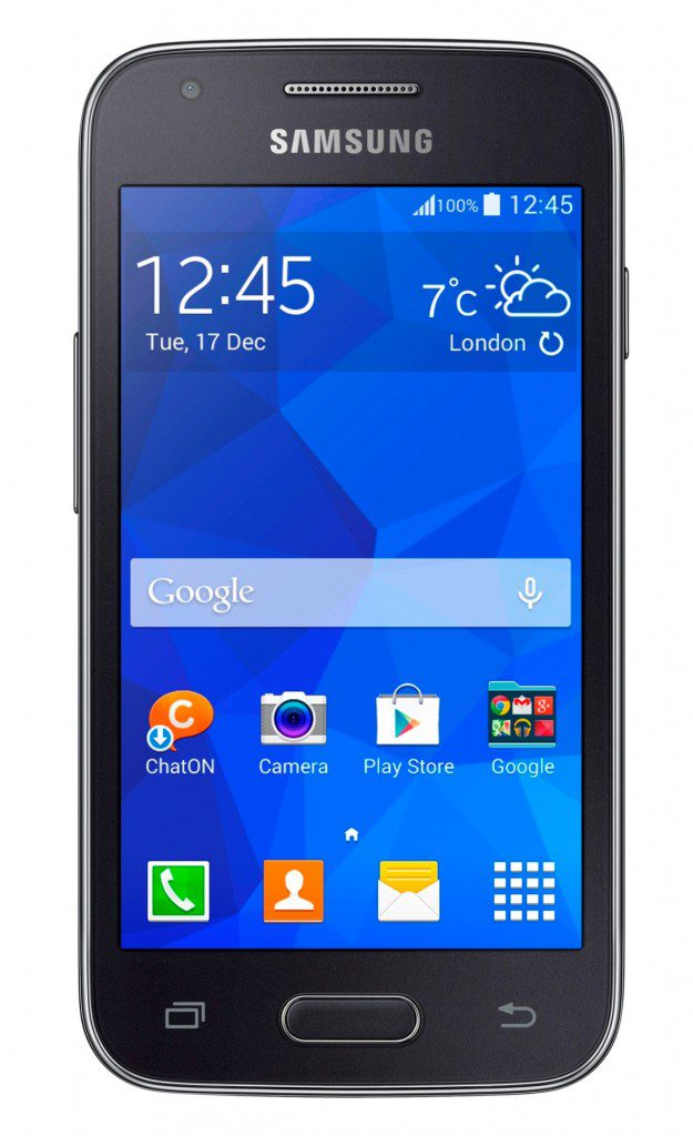 Samsung Galaxy Ace 4 [Black]