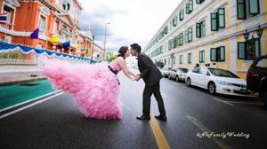 Our Love is Journey..แต่งงานทั้งที ไปถ่าย Pre-Wedding กันกลางกรุง!!