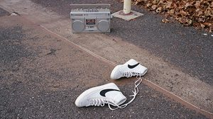 เผยโฉม Nike Blazer Mid Class 1977 รุ่นฉลองครบรอบ 30 ปี Slam Jam Socialism