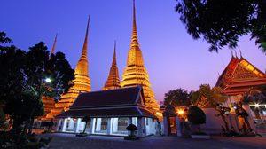 แต่งชุดไทย ไปเที่ยววัดโพธิ์ งานสมโภชพระอาราม 230 ปี ย้อนสู่ยุคกรุงรัตนโกสินทร์