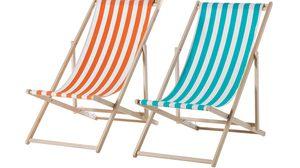 อิเกีย เรียกคืน เก้าอี้ชายหาด รุ่น MYSINGSÖ มีสซิงส์เออ