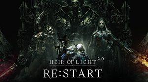 Heir of Light RE : START อัพเดตใหม่ ใหญ่กว่าเดิม เพิ่มเติมคือแจกเยอะมากกกก!!
